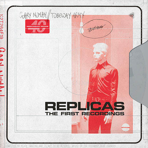 Replicas - The First Recordings de Gary Numan