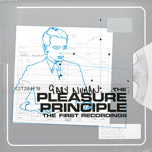 The Pleasure Principle - The First Recordings von Gary Numan