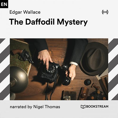 The Daffodil Mystery von Bookstream Audiobooks