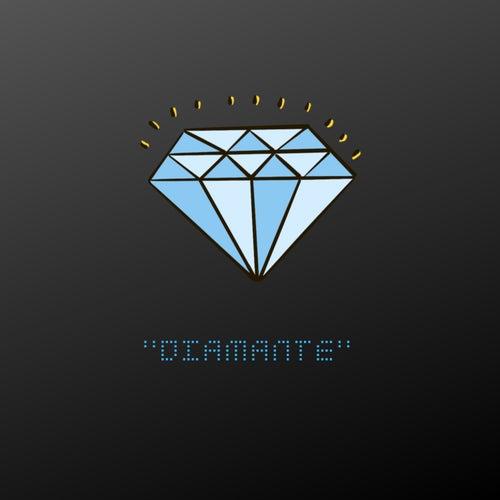 Diamante von 21 Versos