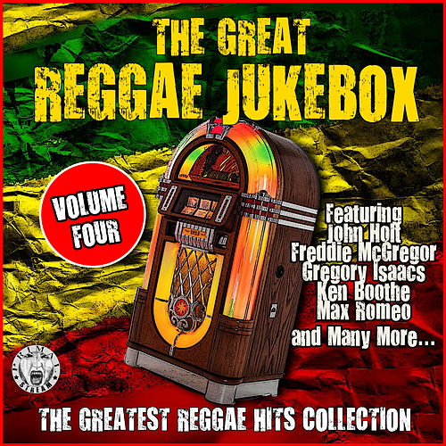 The Great Reggae Jukebox - Volume Four de Various Artists