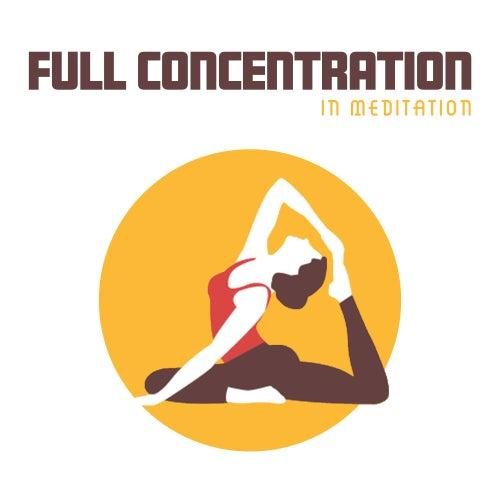 Full Concentration in Meditation: Calming Sounds for Yoga, Reduce Stress, Relaxing Music Therapy, Inner Focus de Meditação e Espiritualidade Musica Academia