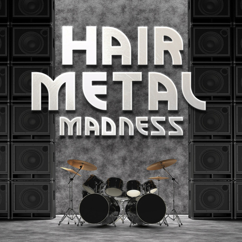 Hair Metal Madness de Various Artists