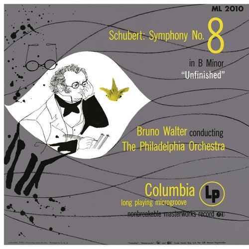 Schubert: Symphony No. 8 in B Minor, D. 759 'Unfinished' (Remastered) de Bruno Walter