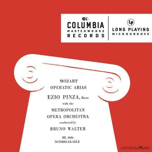 Mozart: Operatic Arias de Ezio Pinza