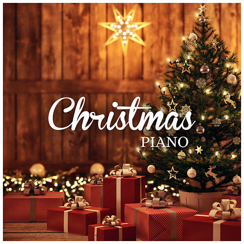 Christmas Piano by David Schultz