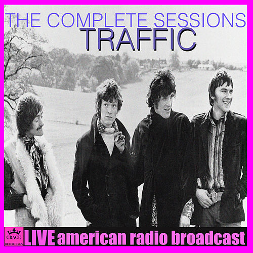 The Complete Sessions (Live) de Traffic