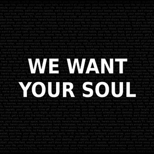 We Want Your Soul by Journey Horizon