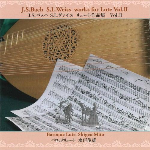 Works for Lute, Vol. 2 von Shigeo Mito