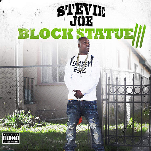 Block Statue 3 von Stevie Joe
