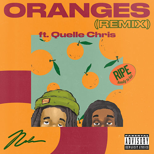 Oranges by Nolan the Ninja