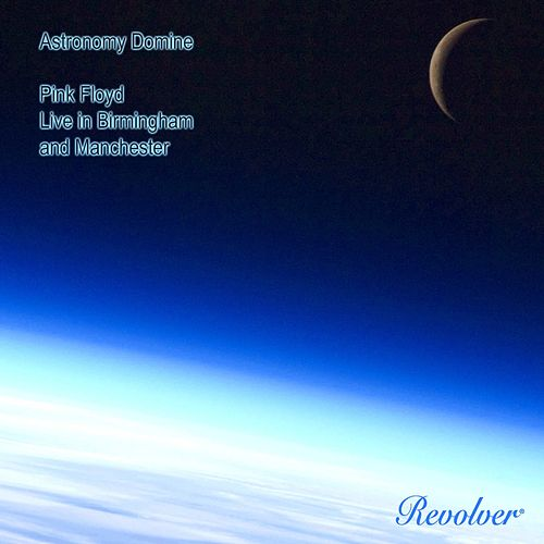 Astronomy Domine (Live in Birmingham and Manchester) de Pink Floyd