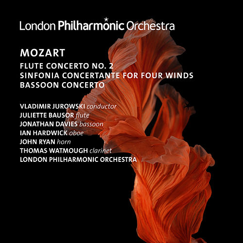 Jurowski Conducts Mozart Wind Concertos de London Philharmonic Orchestra