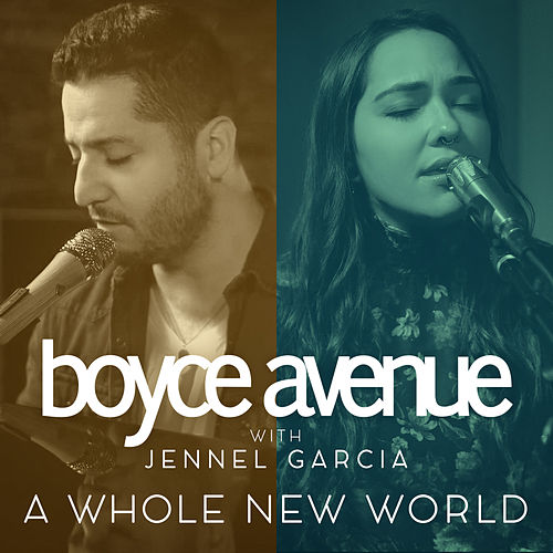 A Whole New World von Boyce Avenue