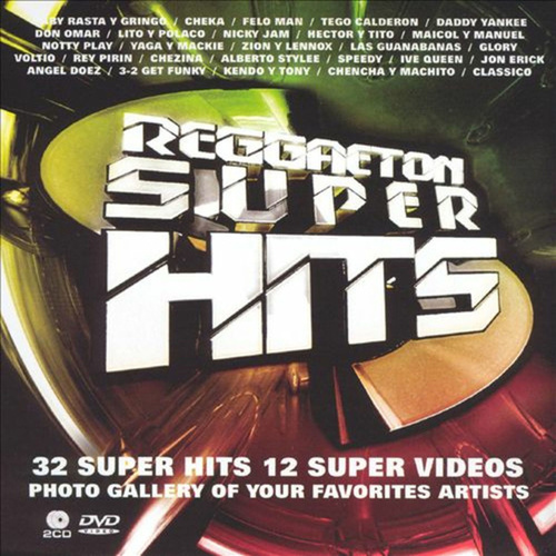 Reggaetón Super Hits de Various Artists