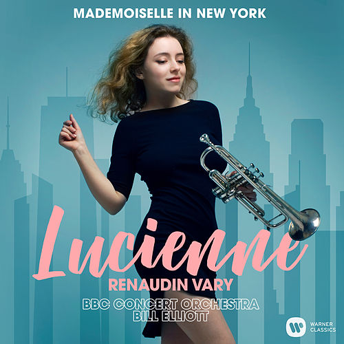 Mademoiselle in New York by Lucienne Renaudin Vary