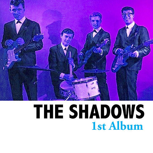 1st Album de The Shadows