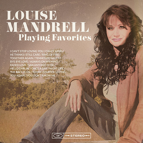 Playing Favorites by Louise Mandrell