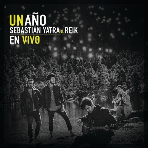 Un Año (En Vivo) de Sebastián Yatra