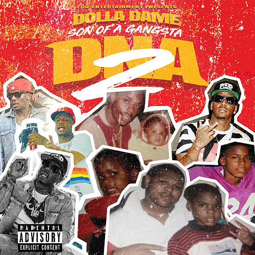 DNA 2: Son of a Gangsta by Dolla Dame