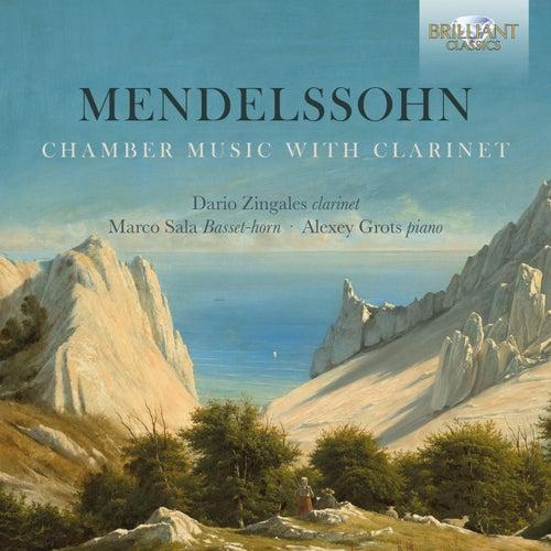 Mendelssohn: Chamber Music with Clarinet de Dario Zingales