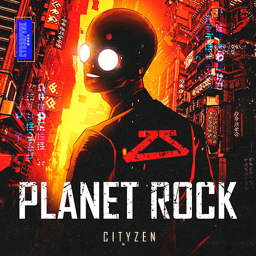 Planet Rock by City Zen