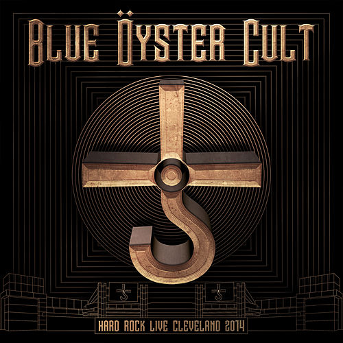 Hard Rock Live Cleveland 2014 by Blue Oyster Cult