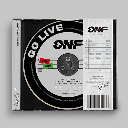 Go Live by Onf
