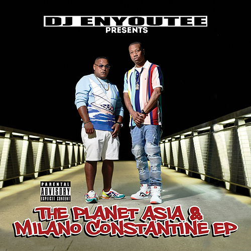 The Planet Asia & Milano Constantine -EP by Planet Asia