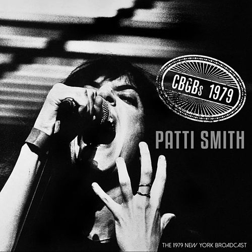 CBGBs 1979 de Patti Smith