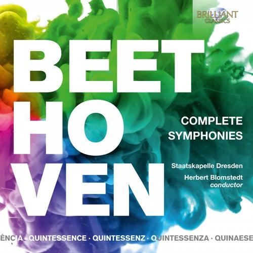 Quintessence Beethoven: Complete Symphonies de Staatskapelle Dresden