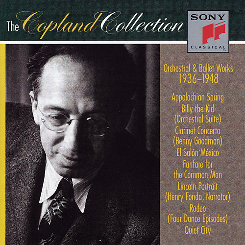 The Copland Collection von Aaron Copland