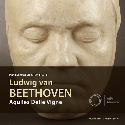Beethoven: Piano Sonatas opp. 109, 110, 111 de Aquiles Delle Vigne