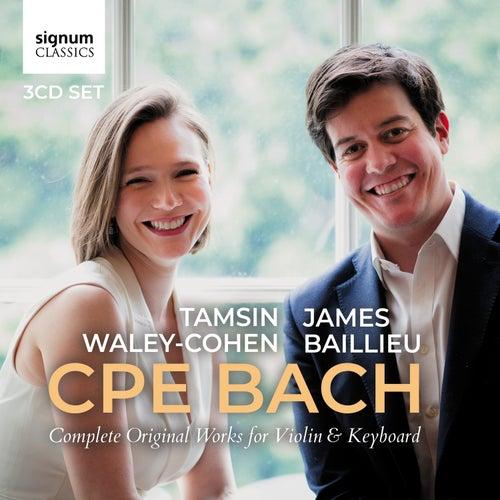 Violin Sonata in B flat Major, Wq. 77: I. Allegro di molto by Tamsin Waley-Cohen