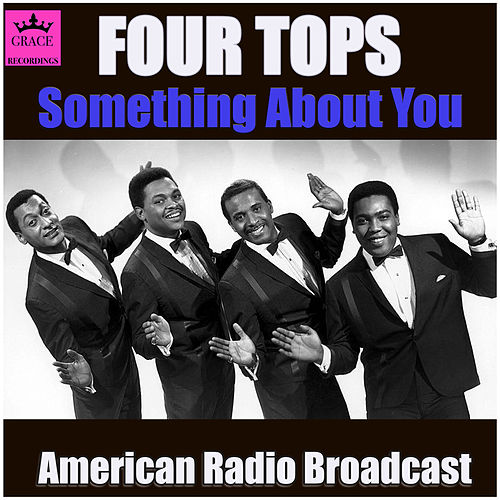Something About You (Live) von The Four Tops