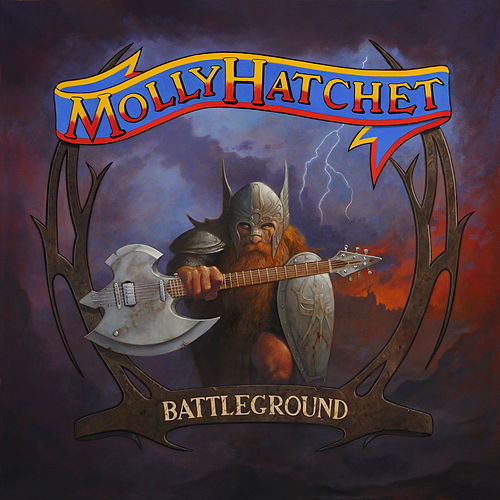 Battleground (Live) by Molly Hatchet