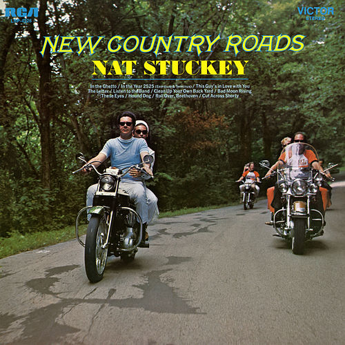 New Country Roads by Nat Stuckey