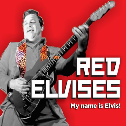 My Name Is Elvis! by Red Elvises