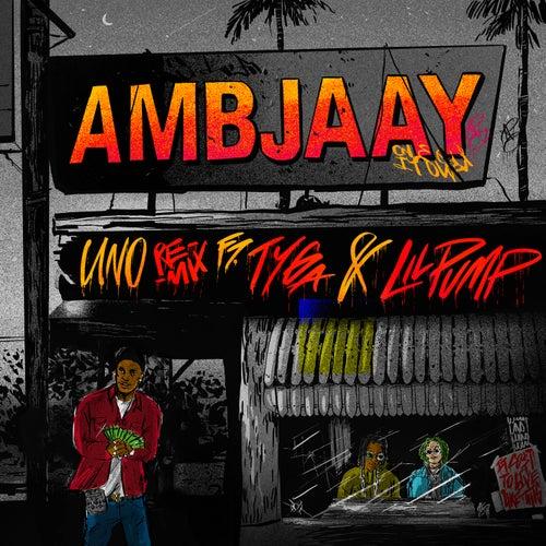 Uno (Remix) di Ambjaay