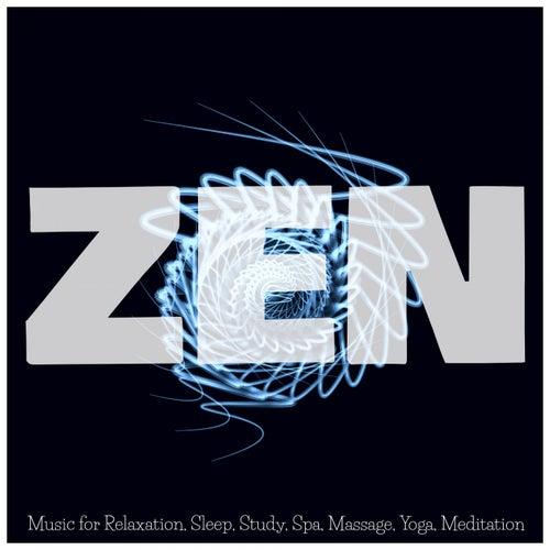 Zen: Music for Relaxation, Sleep, Study, Spa, Massage, Yoga, Meditation de Various Artists