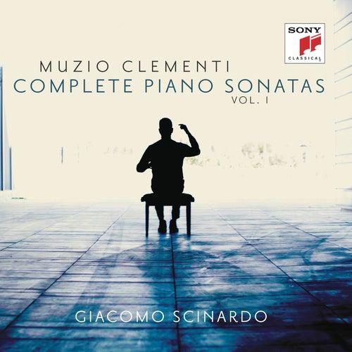 Clementi: Piano Sonatas, Vol. 1 by Giacomo Scinardo