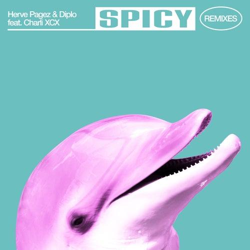 Spicy (Remixes) de Herve Pagez