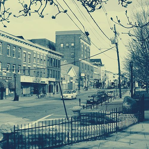Spring Street by Mike Herz