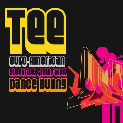 Euro-American Electrick Glowstick Dance Bunny von Tee