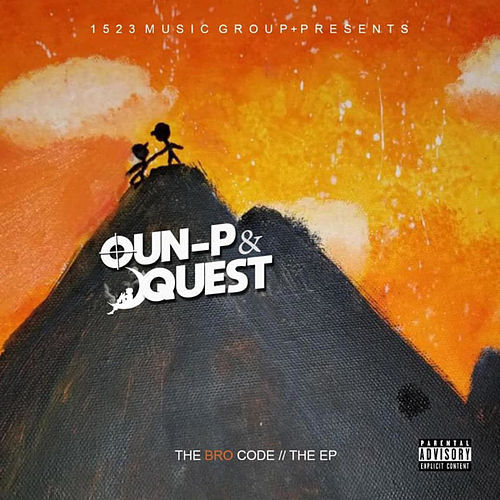 The Bro Code - EP von Oun-P