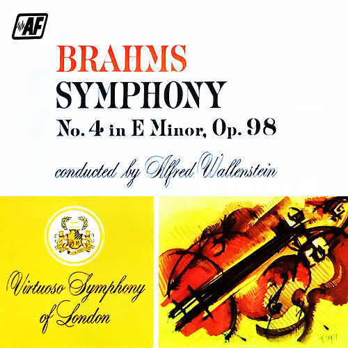 Brahms: Symphony No. 4 in E Minor, Op. 98 von Pittsburgh Symphony Orchestra