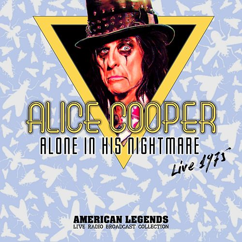 Alice Cooper - Alone In His Nightmare de Alice Cooper