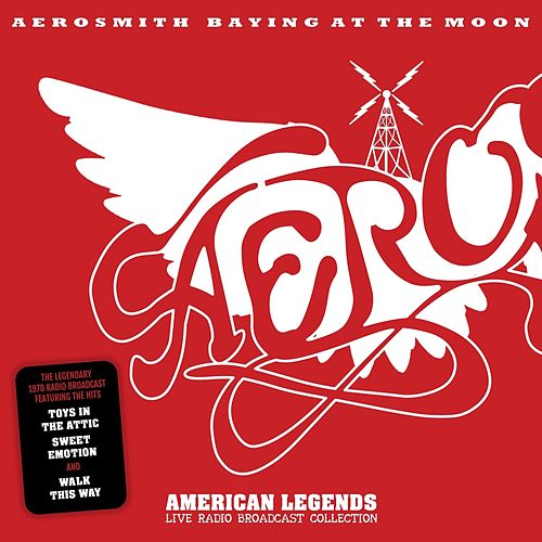Aerosmith - Baying At The Moon by Aerosmith