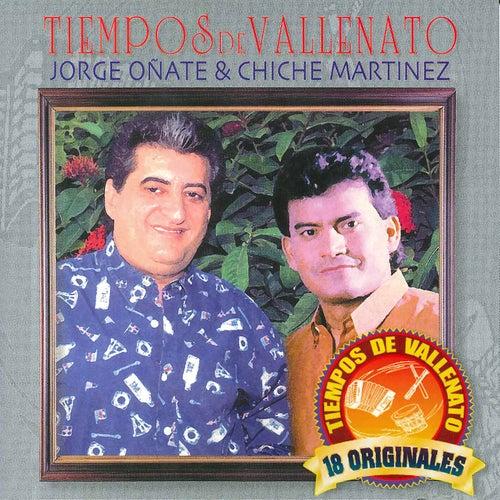 Tiempos de Vallenato von Jorge Oñate
