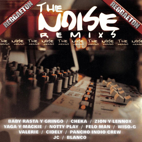 The Noise Remixs by Various Artists